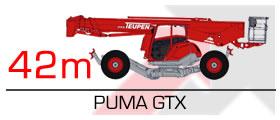Puma 42 mètres